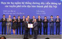 Hà Nội nên cho phép doanh nghiệp viễn thông dùng chung cơ sở hạ tầng