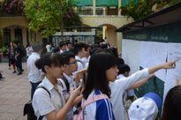 Hà Nội công bố chính thức điểm chuẩn vào lớp 10 không chuyên