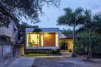 Nghệ An: Ngôi nhà chống lũ có thể trụ vững khi lũ dâng cao 1,5m