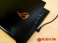 Cận cảnh laptop chơi game siêu mỏng Asus ROG Zephyrus sắp mở bán