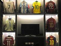'Vua cho mượn' Stephan El Shaarawy khoe bộ sưu tập áo đấu đối thủ