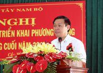 Phó Thủ tướng Vương Đình Huệ: ĐBSCL đẩy mạnh sản xuất nông nghiệp, du lịch