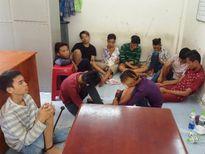 Băng cướp 'choai choai' chém nạn nhân vì dám đi báo công an