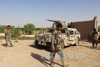 Quân đội Afghanistan tiêu diệt 15 tay súng Taliban