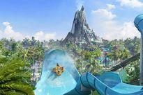 Tham quan công viên nước mới mở của Universal