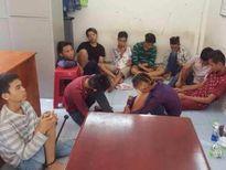Bắt băng cướp nhí hoạt động táo tợn ở quận Tân Phú