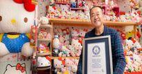 Choáng với bộ sưu tập hơn 10.000 Hello Kitty của cụ ông Nhật
