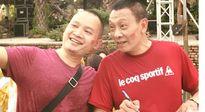 Mỹ Tâm và dàn BTV tổ chức tiệc chia tay MC Lại Văn Sâm
