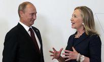 Ông Putin chỉ trích bà Hillary Clinton