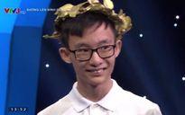 Nam sinh trường chuyên Hà Nội - Amsterdam giành vé thi tháng Olympia