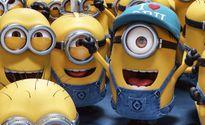 Minions càn quét các rạp chiếu thế giới với doanh thu 'khủng'