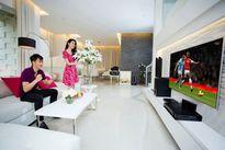 Phòng khách nhà sao Việt: Đơn giản với nội thất '5 sao'