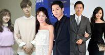 11 cặp đôi 'tình giả' trên phim, kết hôn thật ngoài đời của showbiz Hàn
