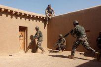 Thủy quân lục chiến Mỹ huấn luyện binh sĩ Afghanistan chống Taliban