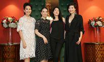 Cựu mẫu Vũ Cẩm Nhung tái xuất, đọ sắc cùng Thủy Hương, Diễm My