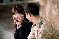 Song Hye Kyo vỡ òa hạnh phúc khi được Song Joong Ki cầu hôn