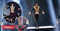 Vừa trở lại Kpop, 'leader vĩ đại' Yunho bị… rách quần ngay trên sân khấu SMTown