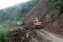 Cảnh báo lũ quét, sạt lở đất tại Lai Châu, Lào Cai, Hà Giang