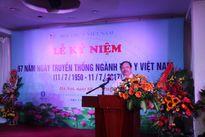 Kỷ niệm 67 năm ngày truyền thống ngành Thú y Việt Nam
