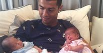 Choáng: Ronaldo lách luật, đẻ thuê sinh đôi phi tự nhiên