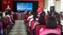 LĐLĐ huyện Gia Lâm bảo vệ tốt quyền lợi của người lao động
