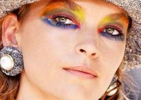 Make up: Màu mắt 'unicorn' sẽ là xu hướng thu đông năm 2017?