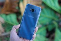 Ảnh thực tế Samsung Galaxy S8+ màu tím khói tại VN