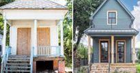 Nhà cũ nát 'lột xác' đẹp như biệt thự nâng giá bán lên gấp 34 lần
