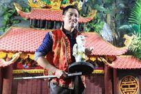 Nghệ sĩ Phan Thanh Liêm giới thiệu múa rối Việt Nam tại Hàn Quốc