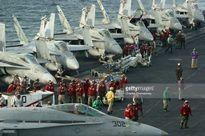 Mỹ-Ấn-Nhật cùng tung tàu sân bay tập trận, nhắn gửi Trung Quốc