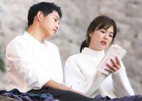 Bố Song Joong Ki tin con sẽ là người đàn ông có trách nhiệm với gia đình