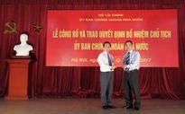 Chủ tịch HOSE thay ông Vũ Bằng giữ 'ghế nóng' Ủy ban Chứng khoán