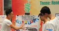 Ý tưởng 'biến nguồn nhiệt thành điện năng' gây chú ý tại Hội trại khoa học Odyssey