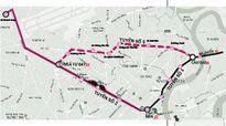 Tuyến metro số 5 từ 833 triệu lên 1,5 tỉ euro