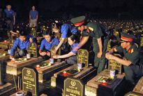 498 liệt sĩ được cấp Bằng 'Tổ quốc ghi công'
