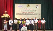 50 học sinh đầu tiên của Hà Nội học chương trình song bằng THPT