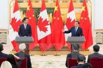 Trung Quốc ngày càng mất điểm trong mắt người dân Canada
