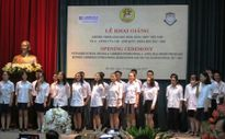 Khai giảng lớp đào tạo song bằng tú tài đầu tiên tại Việt Nam