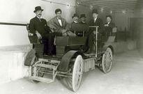 Chiêm ngưỡng mẫu xe điện đầu tiên của thế giới
