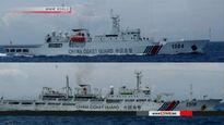 Tokyo cáo buộc tàu Trung Quốc đi vào hải phận Nhật Bản