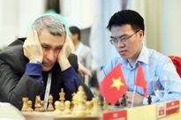 Lê Quang Liêm đánh bại Quán quân cờ nhanh thế giới sau 41 nước