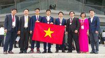 Việt Nam giành 3 Huy chương Vàng Olympic Hóa học