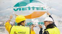 Viettel thu về gần 14.000 tỉ đồng từ 9 thị trường quốc tế