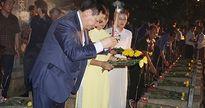 Phó Thủ tướng Vương Đình Huệ dự chương trình 'Khúc tráng ca Việt - Lào'
