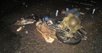 Lâm Đồng: Áo mưa cuốn vào bánh xe, siết cổ tử vong