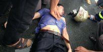 Vĩnh Phúc: Đang đi giữa đường, nam thanh niên bị sét đánh trúng mặt