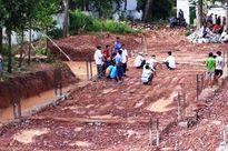 Hai anh em ruột tử vong ở hố công trình trường học