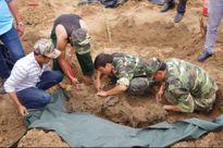 Tìm thấy 21 liệt sỹ hy sinh trong trận đánh An Điền 1974