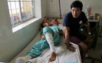 Lật xe kinh hoàng ở Khánh Hòa: Nạn nhân thoát chết trong gang tấc