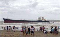 Tàu chở than chìm ở vùng biển Nghệ An: Tìm thấy 3 người mất tích